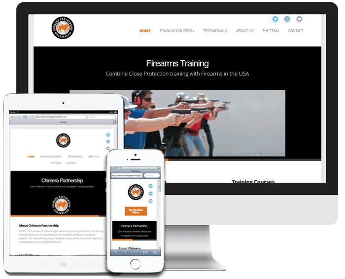 Chimera Partnership Screenshot