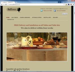 Oakfresco Screenshot